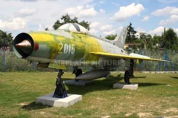 2015 - Poland - Air Force Mikoyan-Gurevich MiG-21F-13