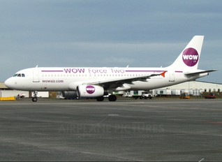 LY-COS - WOW Air Airbus A320