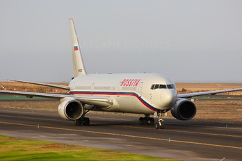 EI-ECB - Rossiya Boeing 767-300
