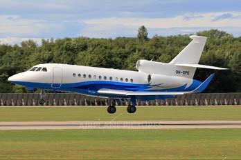 OH-GPE - Airfix Aviation Dassault Falcon 900 series
