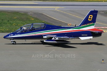 "MM54485 - Italy - Air Force ""Frecce Tricolori"" Aermacchi MB-339-A/PAN"