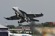 166962 - USA - Navy McDonnell Douglas F/A-18F Super Hornet aircraft