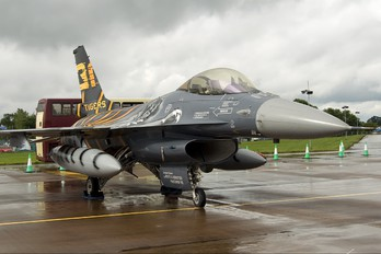 FA-87 - Belgium - Air Force General Dynamics F-16A Fighting Falcon