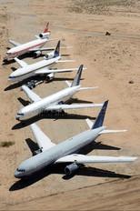 N606UA - United Airlines Boeing 767-200