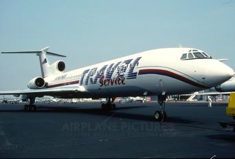 OK-VCP - Travel Service Tupolev Tu-154M