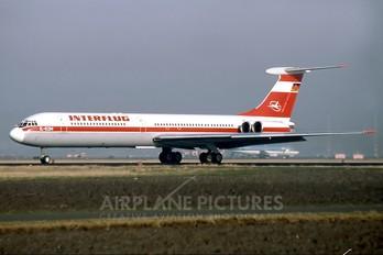 DDR-SEL - Interflug Ilyushin Il-62 (all models)