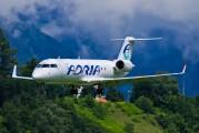 S5-AAJ - Adria Airways Canadair CL-600 CRJ-200 aircraft