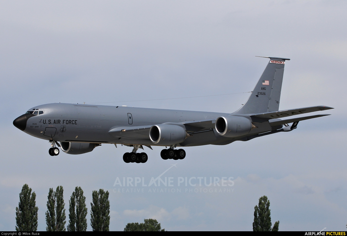 USA - Air Force 62-3526 aircraft at Pardubice