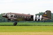 N345AB - Private Douglas DC-3 aircraft