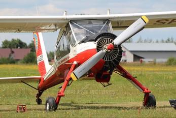 SP-AGD - Aeroklub Polski PZL 104 Wilga 35A