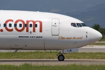 TC-TJK - Corendon Airlines Boeing 737-800