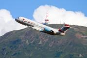 OE-LVL - Austrian Airlines/Arrows/Tyrolean Fokker 100 aircraft