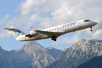 S5-AAE - Adria Airways Canadair CL-600 CRJ-200