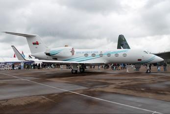 558 - Oman - Air Force Gulfstream Aerospace G-IV,  G-IV-SP, G-IV-X, G300, G350, G400, G450