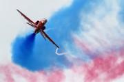 "XX308 - Royal Air Force ""Red Arrows"" British Aerospace Hawk T.1/ 1A aircraft"