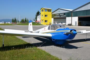 D-KNOP - Private Scheibe-Flugzeugbau SF-25 Falke