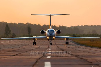 15 - Russia - Air Force Tupolev Tu-134