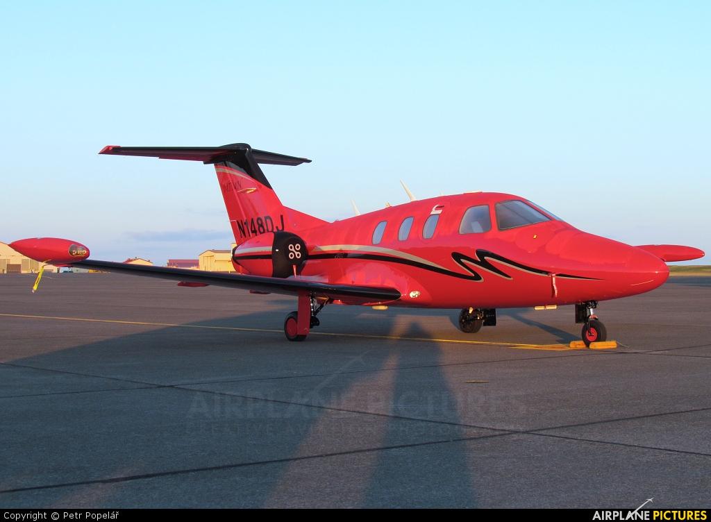 Private N148DJ aircraft at Keflavik