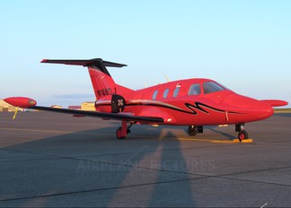 N148DJ - Private Eclipse EA500