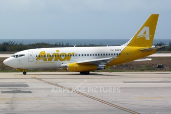 YV2823 - Avior Airlines Boeing 737-200