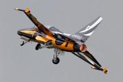 10-0058 - Korea (South) - Air Force: Black Eagles Korean Aerospace T-50 Golden Eagle aircraft