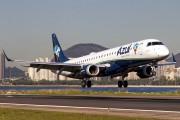 PR-AYL - Azul Linhas Aéreas Embraer ERJ-195 (190-200) aircraft