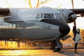 T-41 - Argentina - Air Force Fokker F27