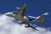 F-WWAJ - Malaysia Airlines Airbus A380 aircraft