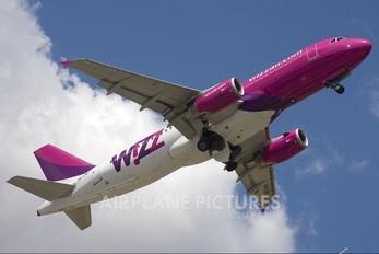 HA-LWJ - Wizz Air Airbus A320
