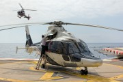 3A-MBD - Monacair Eurocopter EC155 Dauphin (all models) aircraft