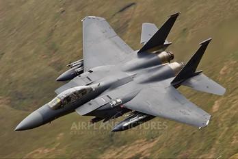 91-0334 - USA - Air Force McDonnell Douglas F-15E Strike Eagle
