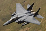 91-0334 - USA - Air Force McDonnell Douglas F-15E Strike Eagle aircraft