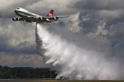 N479EV - Evergreen International Boeing 747-100F aircraft