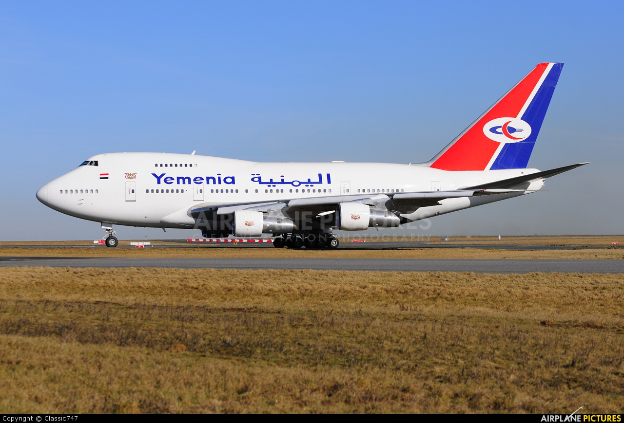 Yemenia - Yemen Airways 7O-YMN aircraft at Paris - Charles de Gaulle