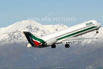 I-DATC - Alitalia McDonnell Douglas MD-82