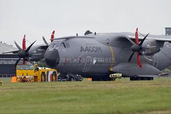 F-WWMZ - Airbus Military Airbus A400M