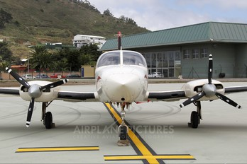 EC-ERH - Private Cessna 402B Utililiner
