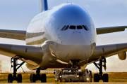 F-HPJE - Air France Airbus A380 aircraft