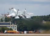 722 - Russia - Air Force Sukhoi Su-30MK aircraft