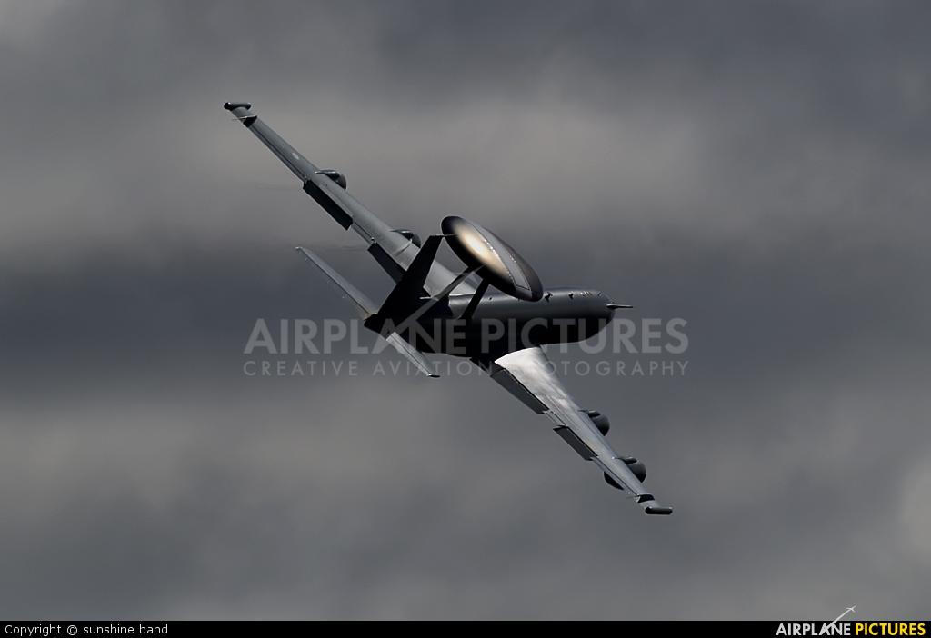 Royal Air Force ZH102 aircraft at Waddington