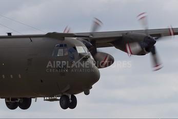 XV196 - Royal Air Force Lockheed Hercules C.1P