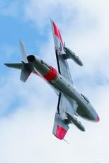G-BWGL - Private Hawker Hunter T.8