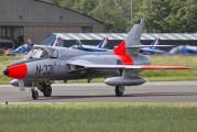 Dutch Hawker Hunter Foundation G-BWGL image