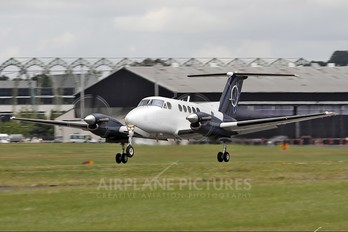 G-CDZT - BAe Systems Beechcraft 200 King Air