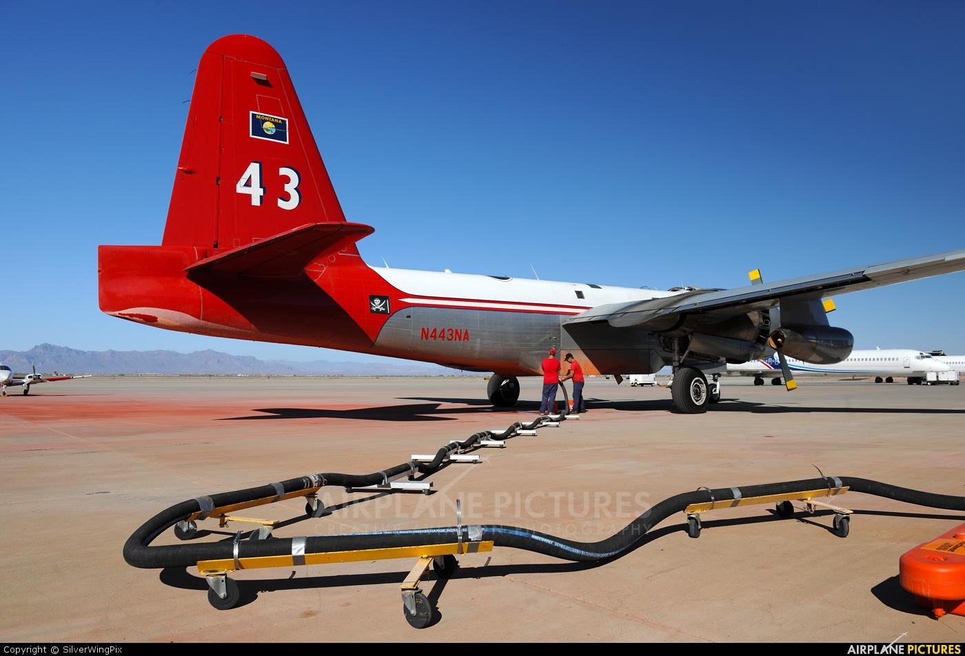 Neptune Aviation Services N443NA aircraft at Phoenix - Mesa Gateway