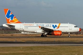 EI-ESG - Windjet Airbus A319