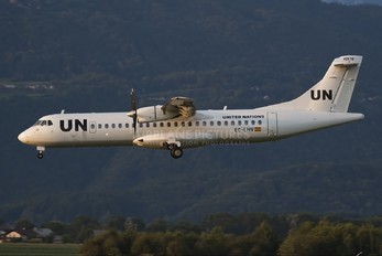 EC-LHV - United Nations ATR 72 (all models)