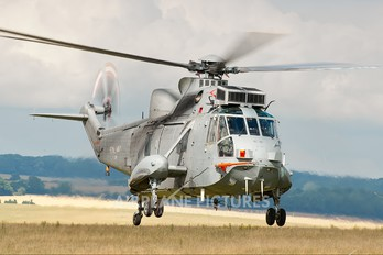 XV651 - UK - QinetiQ Westland Sea King HU.5