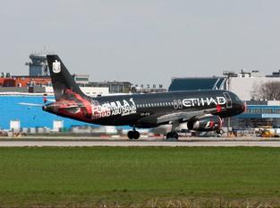 A6-EIB - Etihad Airways Airbus A320