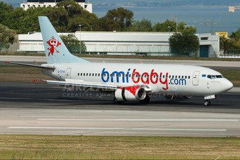 G-TOYK - bmibaby Boeing 737-300